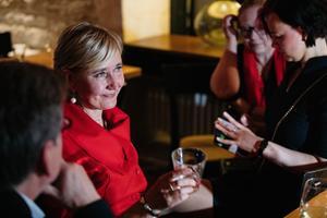 Marianne Mikko sotside valimispeol