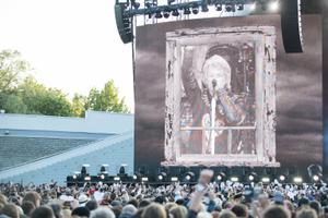 Концерт Bon Jovi в Таллинне.