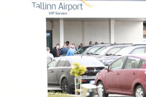 Кристофер Нолан прибыл в Таллинн.
