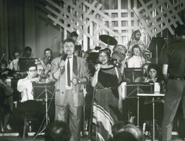 Laulja Ivo Linna. 1980