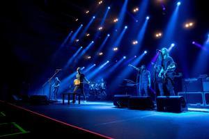 Концерт Стинга в Saku Suurhall.