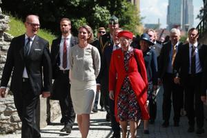 Taani kuninganna Kiek in de Kökis ja Taani kuninga aias