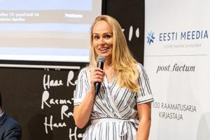 """""""Eesti kirjanduse 100 aastat"""" esitlus"""