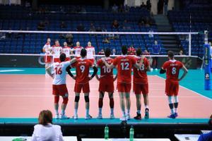 Võrkpalli Kuldliiga finaal Türgi - Valgevene