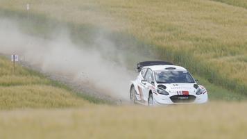 Markko Märtin - Kristo Kraag 2019. aasta Rally Estonial