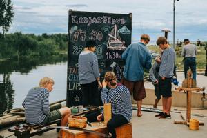 Peipsi järvefestival, Varnja.