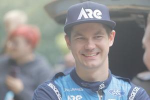 Ott Tänak - Martin Järveoja Rally Estonial