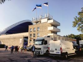 Ivo Linna juubelituur Tallinna lauluväljakul