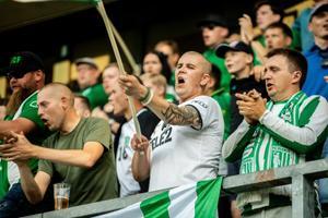 Euroopa liiga teise eelringi avamäng: Tallinna FC Flora - Frankfurdi Eintracht