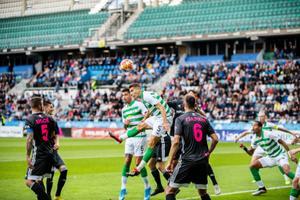 Jalgpalli Meisrite liiga: Nõmme Kalju FC - Glasgow Celtic