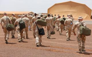 Estpla-32 Gao sõjaväebaasis