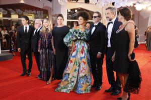 Veneetsia filmifestvailil esilinastus