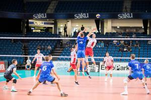 Võrkpalli: Eesti - Valgevene