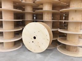 Mikrotorude tootja Höhle uus tehas Rapla vallas.