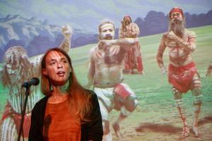 """""""Vallutaja pilk. Lisa Reihana """"In Pursuit of Venus"""" avamine."""