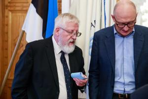 Teaduste Akadeemia valis presidendiks tagasi Tarmo Soomere