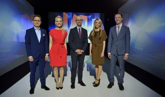 Saate meeskond: Kristjan Pihl, Piret Järvis, Mihkel Kärmas, Anna Pihl ja Taavi Eilat.