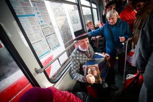 Heino Tartes esines trammis.