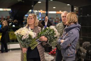 Magnus Kirt arrives back in Estonia.