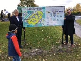 Viljandi Lastepargis avati Eesti suurim trikirada.