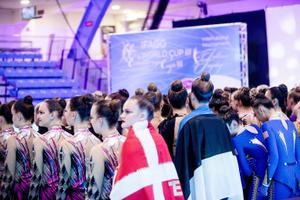 Rühmvõimlemise MK-etapp Tallinnas