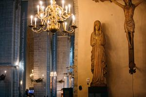 Näitus Neitsi Maarja. Naine, ema, kuninganna. avamine