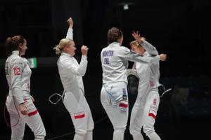 Tallinna Mõõk, naiskondlik turniir