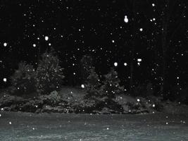 Esimene lumi Soome külas