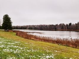 Esimene lumi Viljandimaal