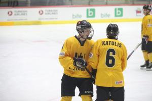 Jäähoki: Eesti - Leedu