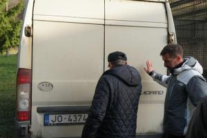 Isakaru Proša viidi tagasi kodumaale