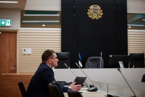 Riigiprokurör Taavi Pern