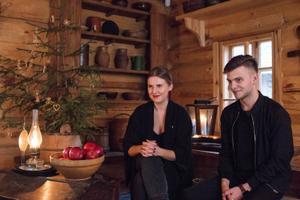 Eesti Laulu jõuluklippide filmimine