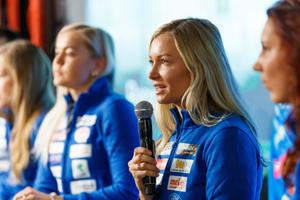 Eesti laskesuusakoondise hooajaleelne pressikonverents