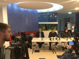 Pressikonverents M.V. Wooli tehases 25. novembril.