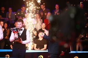 Piljardi Eesti meistrivõistluste finaal: Mihkel Rehepapp - Mark Mägi