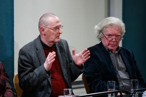 Nelja Hieronymuse sarjas ilmunud klassikateose esitlus.