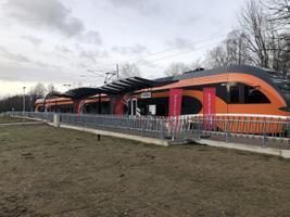 2019 detsembris saabus rong taas üle 20 aasta Turbasse.