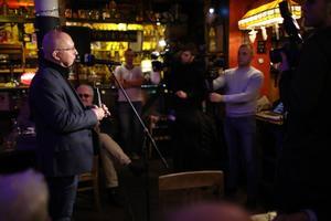 Kuldmikrofoni pälvis tänavu Olav Osolin