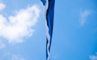 Eesti lipp sai 135.