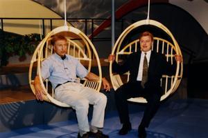 1999. Kunstnik Raivo Järvi ja ansambli