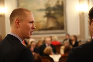 Tallinna sotsiaaldemokraadid valisid juhiks Raimond Kaljulaidi