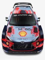 Hyundai's 2020 i20 car.
