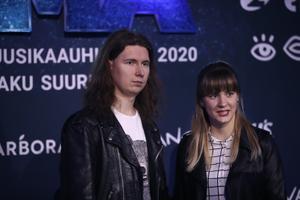 Eesti muusikaauhinnad 2019 saabujad.