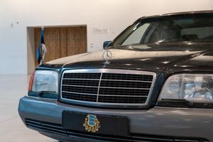 Lennart Meri ametiauto ERM-is