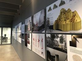 Konkursil osalenud töid saab näha TLÜ-s avatud näitusel.