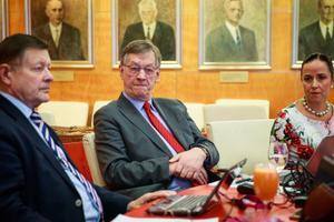 Andres Öpik, Mart Saarma ja Piret Mürk-Dubout