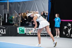 Tennise föderatsiooni karikaturniir: Eesti - Kreeka