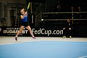 Fed Cupi matš Eesti ja Austria vahel