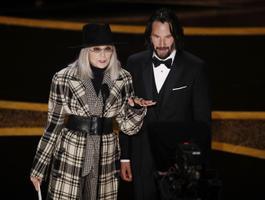 Parima originaalstsenaariumi Oscari andsid üle Diane Keaton ja Keanu Reeves